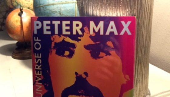 peter max book