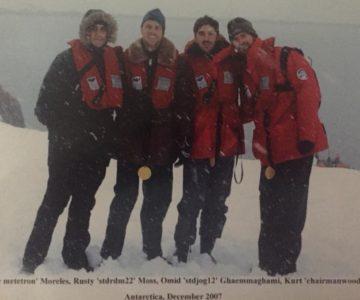 Antarctica.  12/07