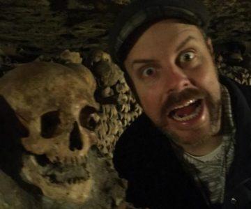 Catacombs of Paris.  3/17