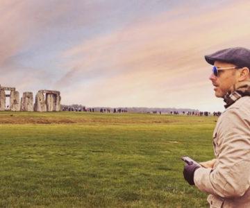 Stonehenge.  10/19