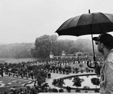 Versailles, France.  10/19